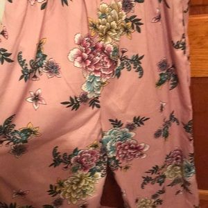Band of Gypsies Other - Pink Romper